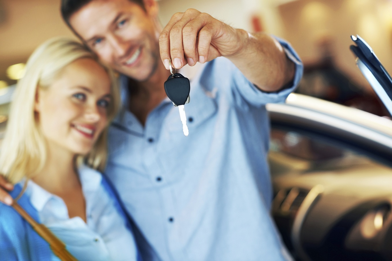 Get the Keys to Your Next Toyota!