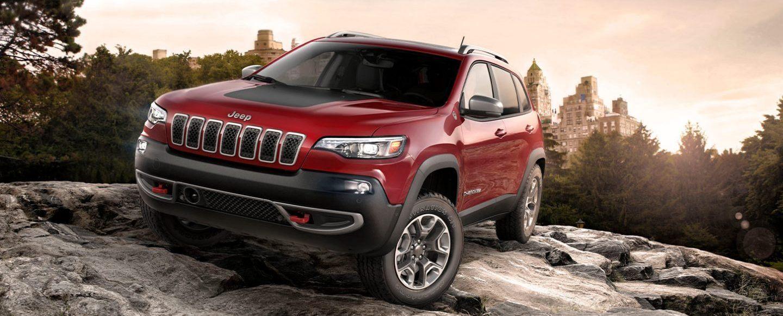 2020 Jeep Cherokee Lease near Bergenfield, NJ