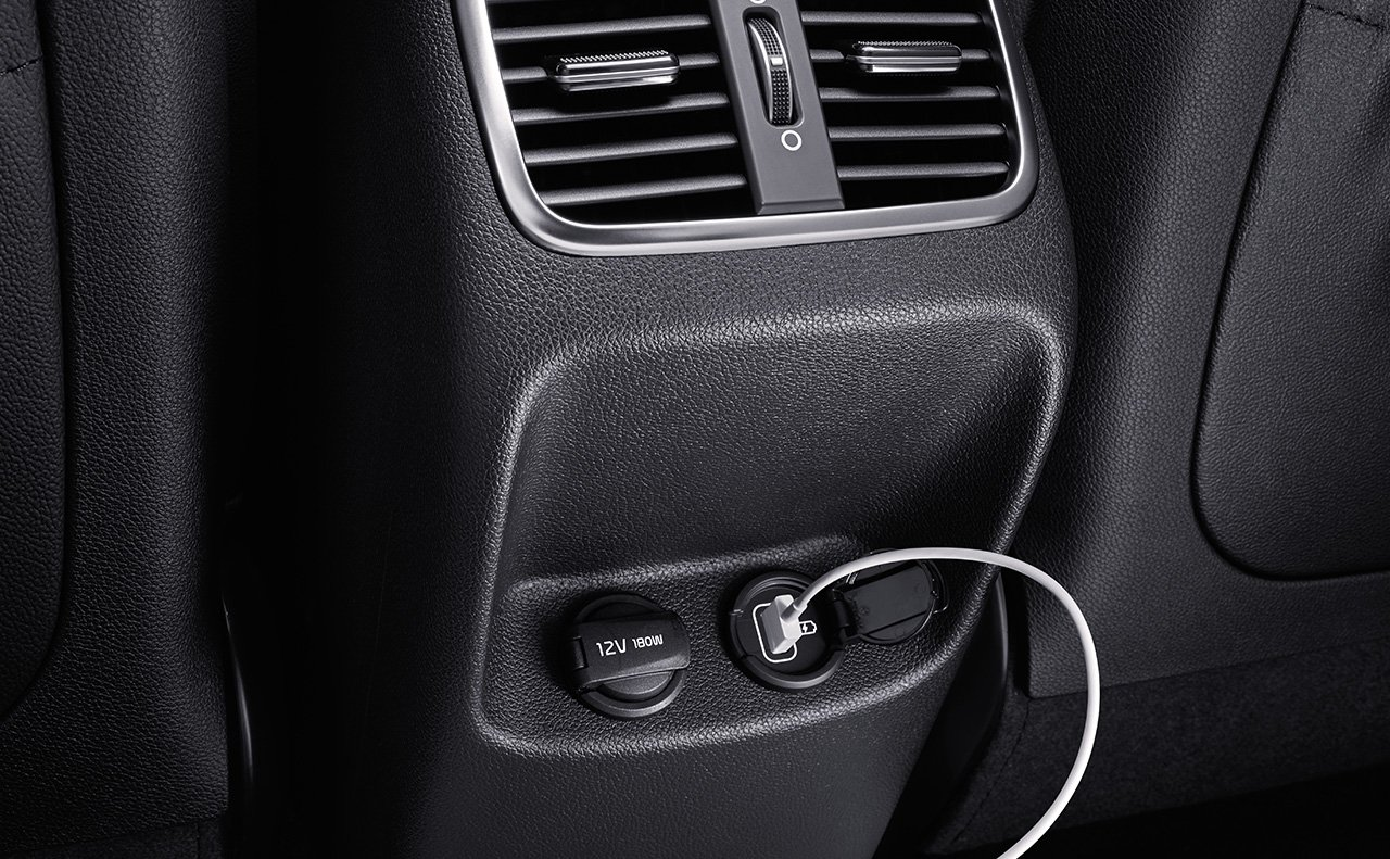 2020 Kia Optima USB Charger