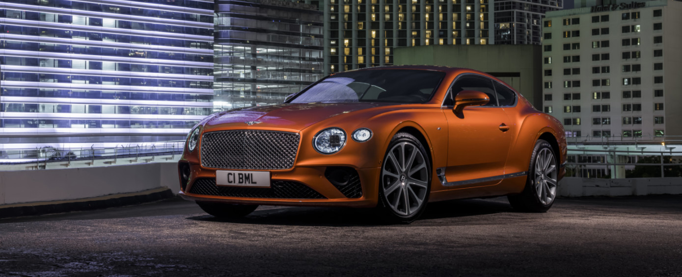 2020 Bentley Continental GT Key Features in Northbrook, IL