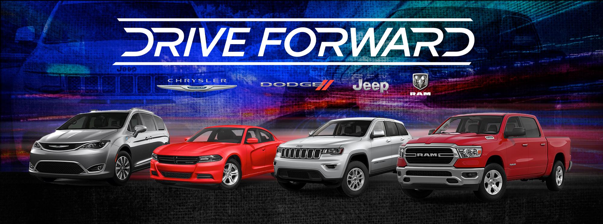 Drive Forward program