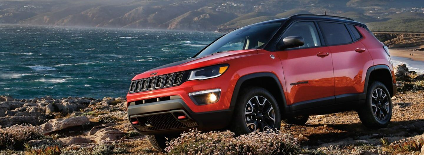 2020 Jeep Compass Lease near Bergenfield, NJ