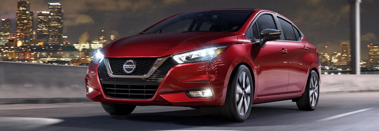 2020 Nissan Versa Lease near Morton Grove, IL