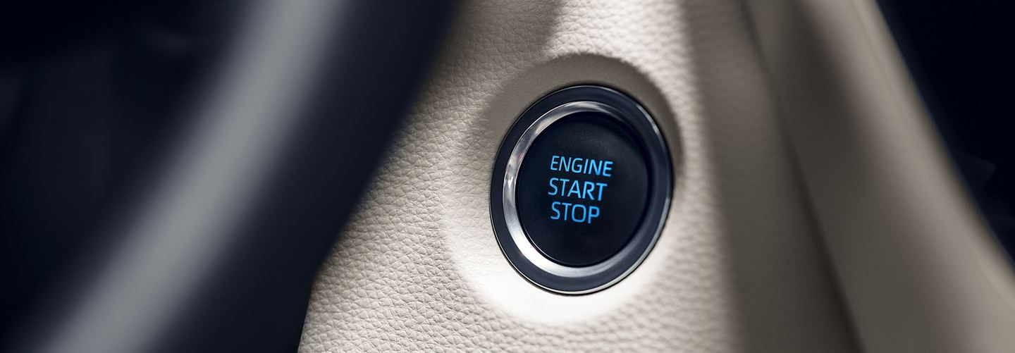 Turn Your 2020 Toyota Corolla On With a Press!