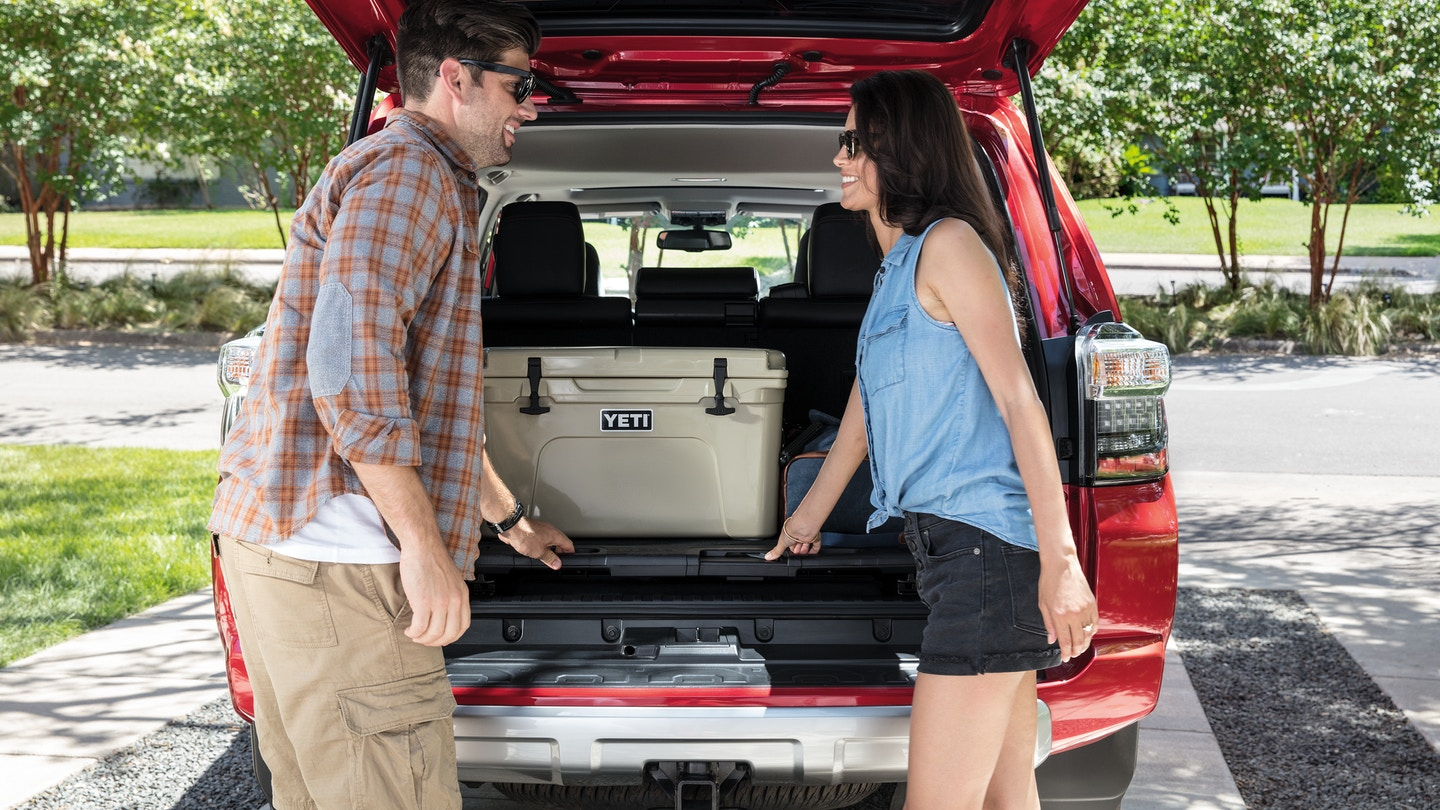 The 2020 Toyota 4Runner Has the Space for All of Your Gear!