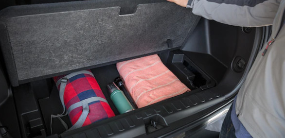 2020 Chevrolet Equinox Trunk Space