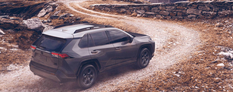 2020 Toyota RAV4 Lease near Toledo, OH