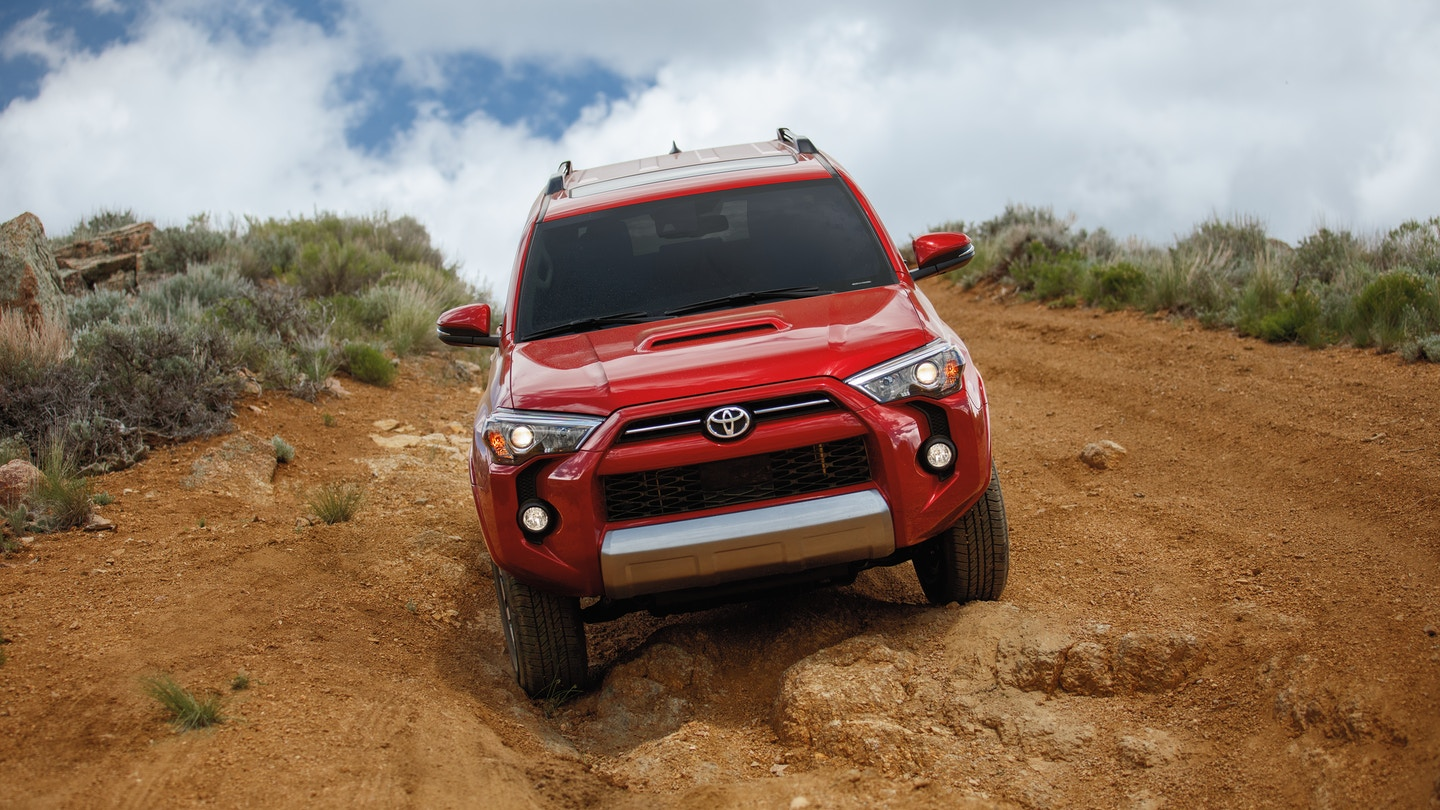 2020 Toyota 4Runner Lease near Cleveland, OH