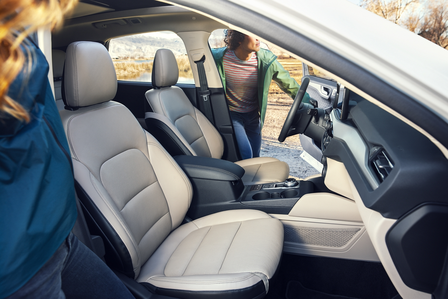 Ford Vehicle Interior