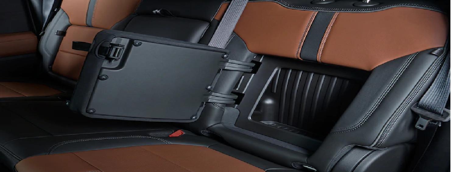 2020 Chevrolet Silverado 1500 Segment-First Rear-Seatback Storage Compartments
