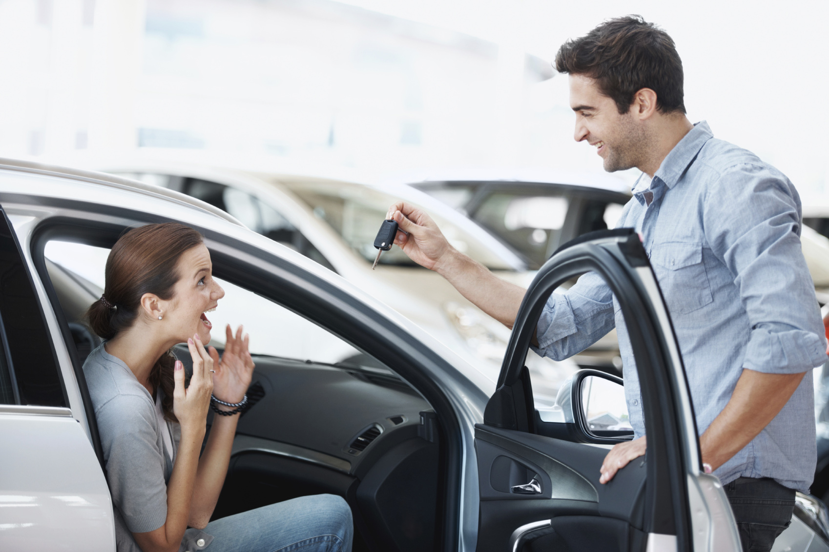 Let Us Get You Behind the Wheel of the Car You'll Love!