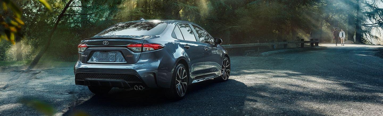 2020 Toyota Corolla Key Features near Glen Mills, PA