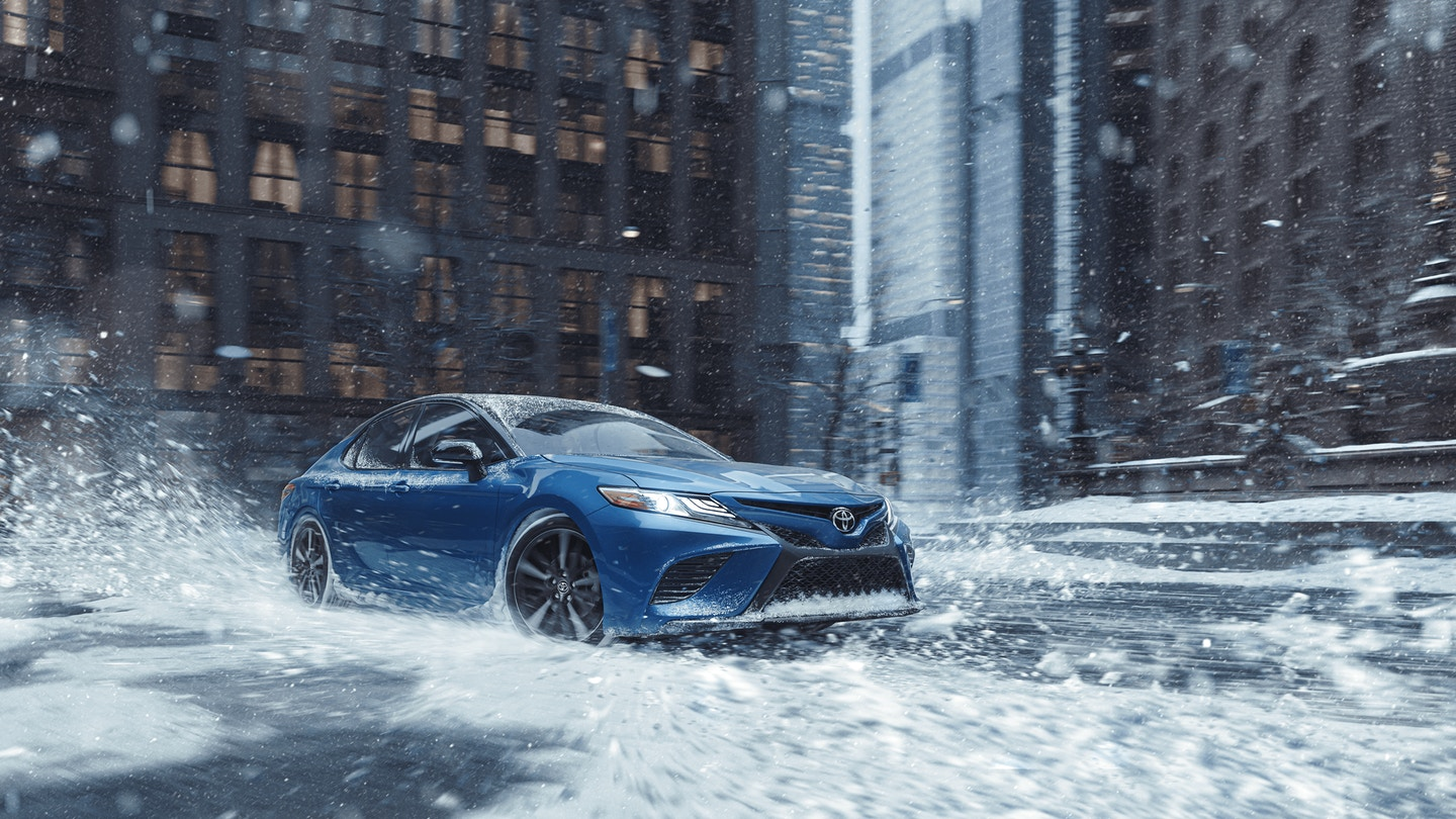 2020 Toyota Camry Lease near Thorndale, PA
