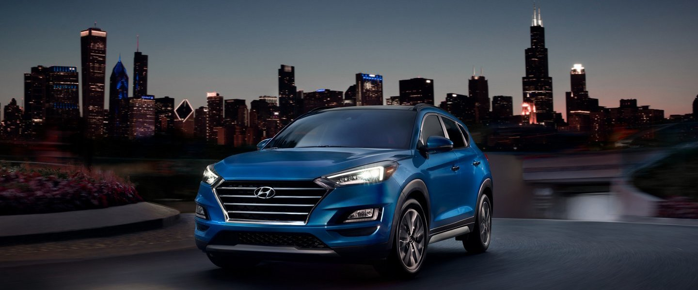 2020 Hyundai Tucson Lease In Baltimore Md