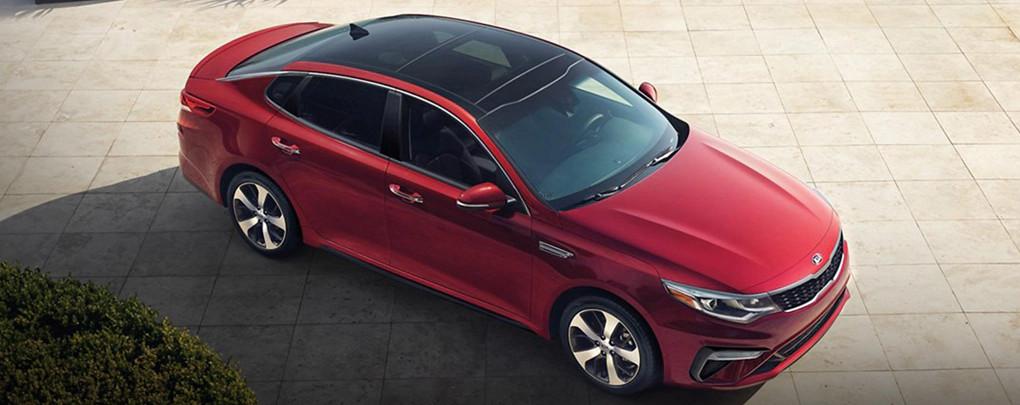 2020 Kia Optima for Sale near Austin, TX