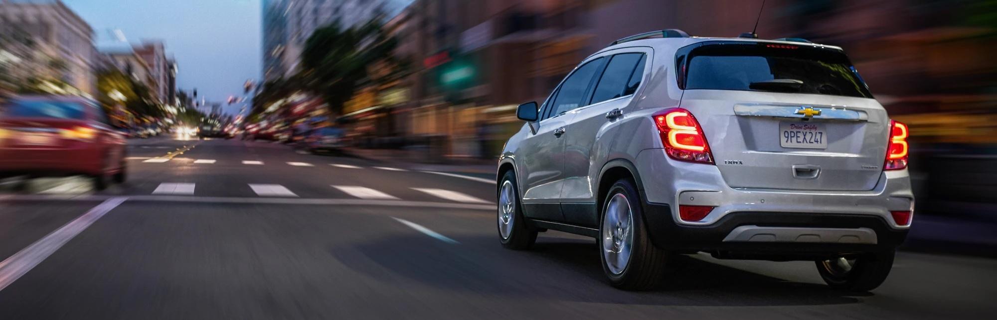 2020 Chevrolet Trax Key Features near Detroit, MI