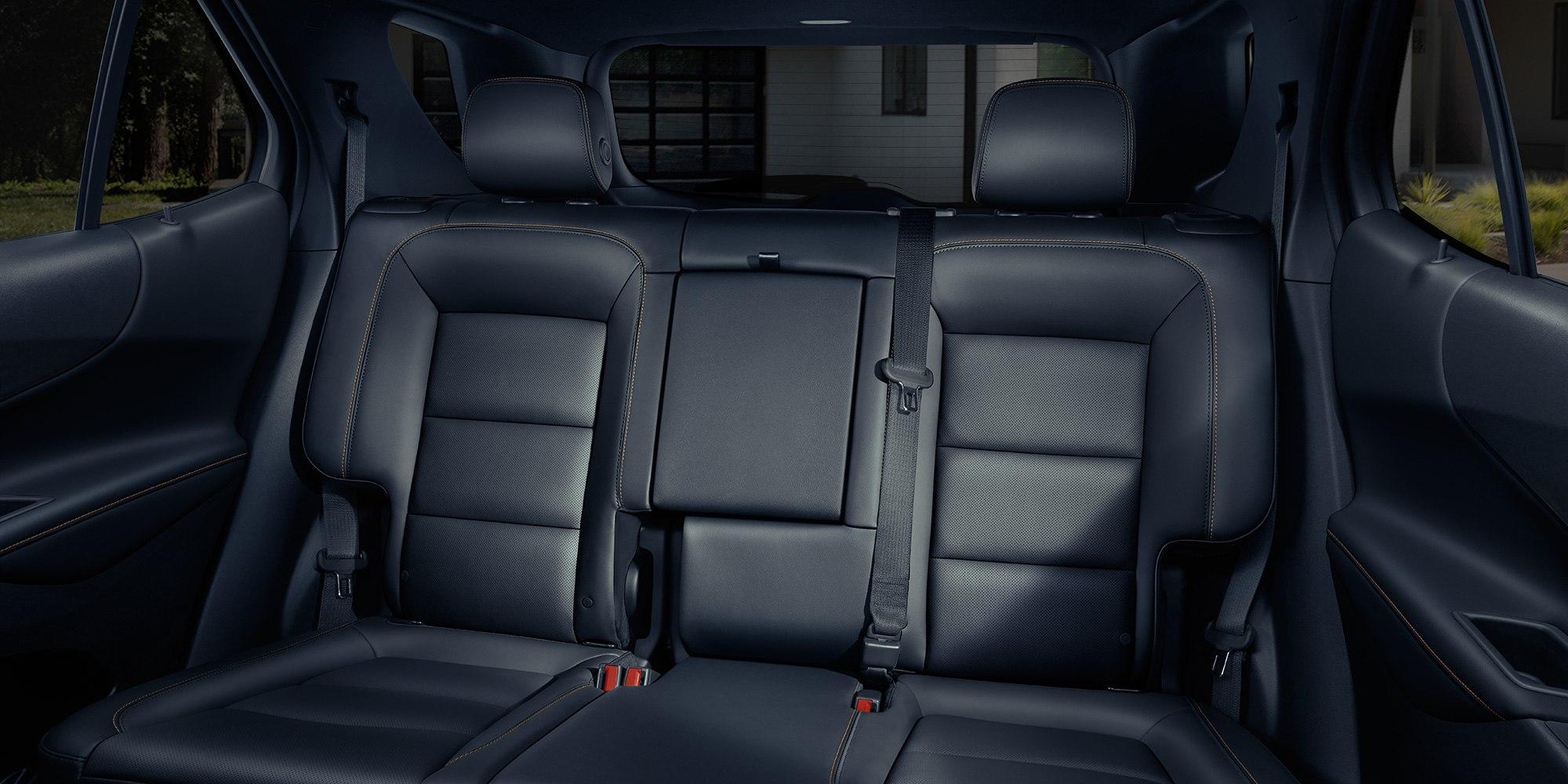 2020 Chevrolet Equinox Rear Seating
