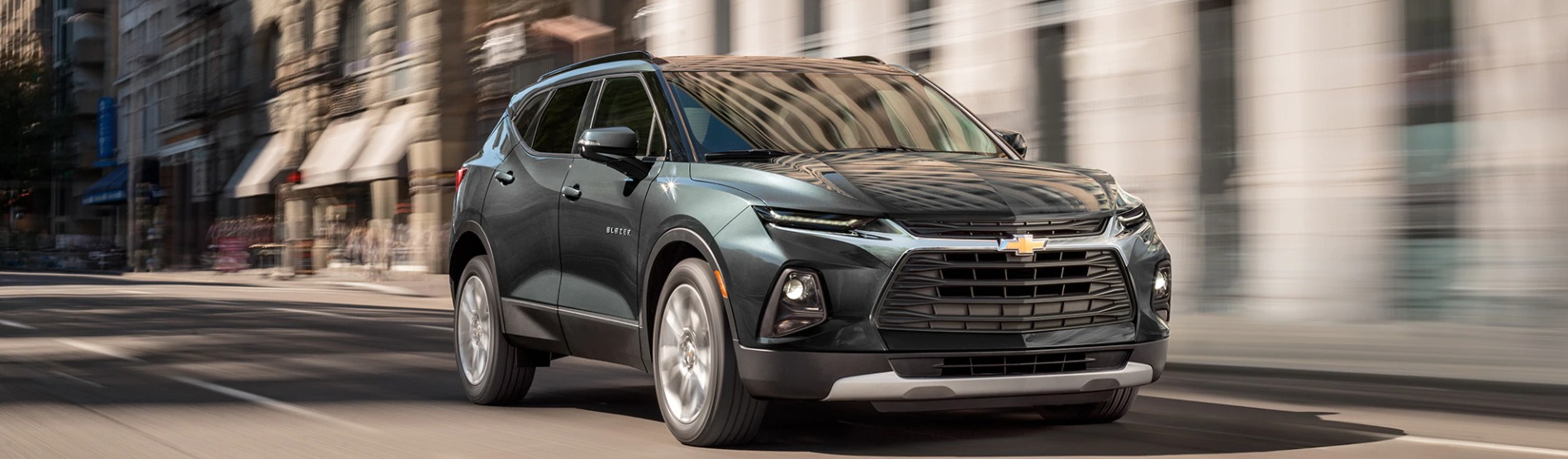 2020 Chevrolet Blazer Lease near Detroit, MI