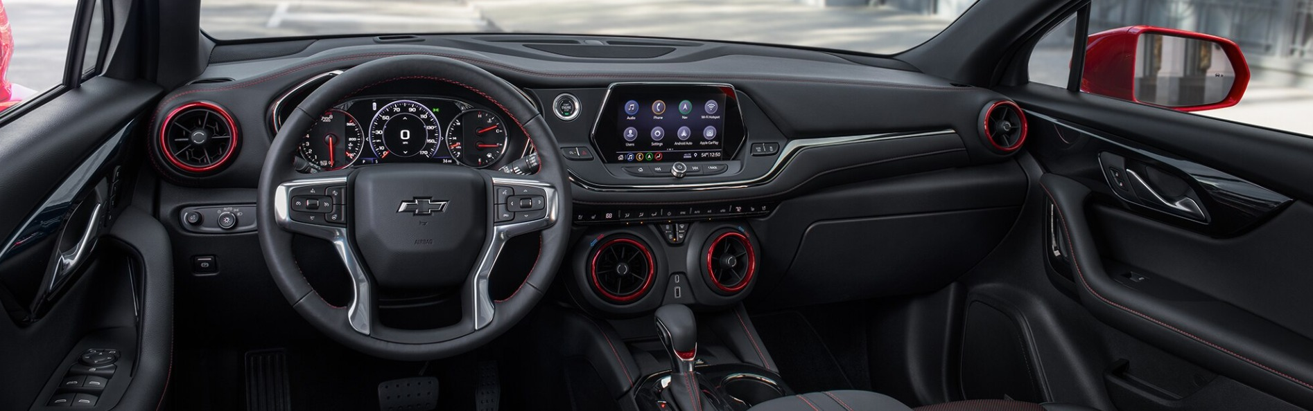2020 Chevrolet Blazer Interior