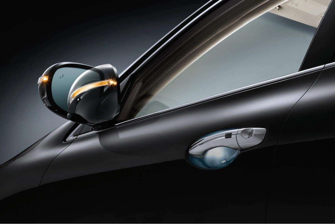 2020 Kia Sorento Side-View Mirrors