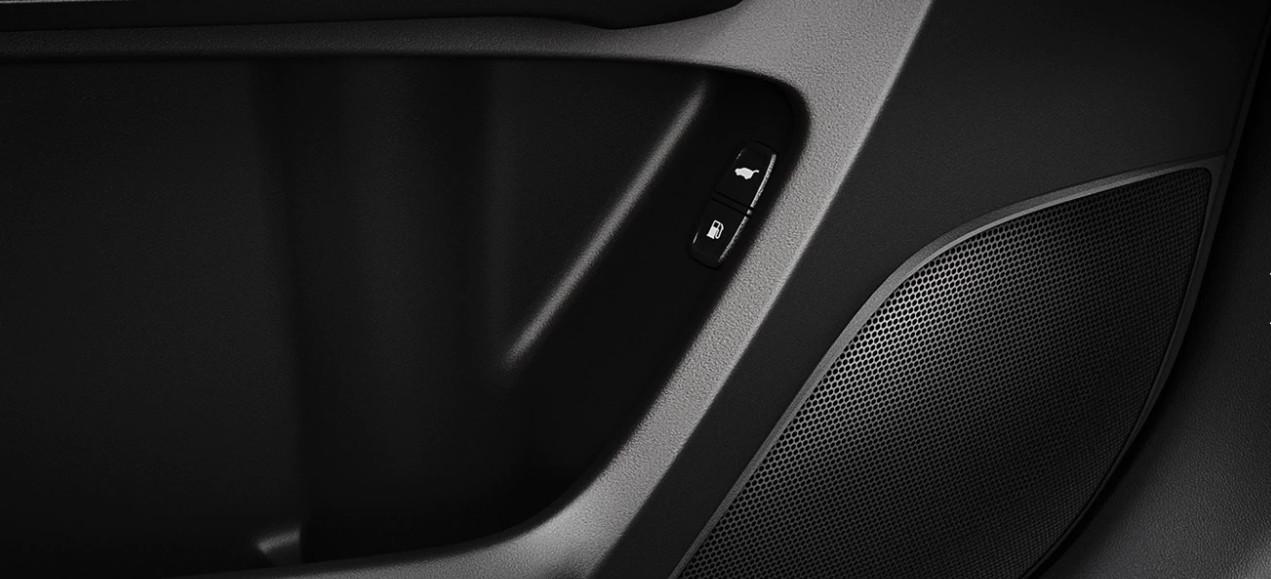 Speaker System in the 2020 MDX