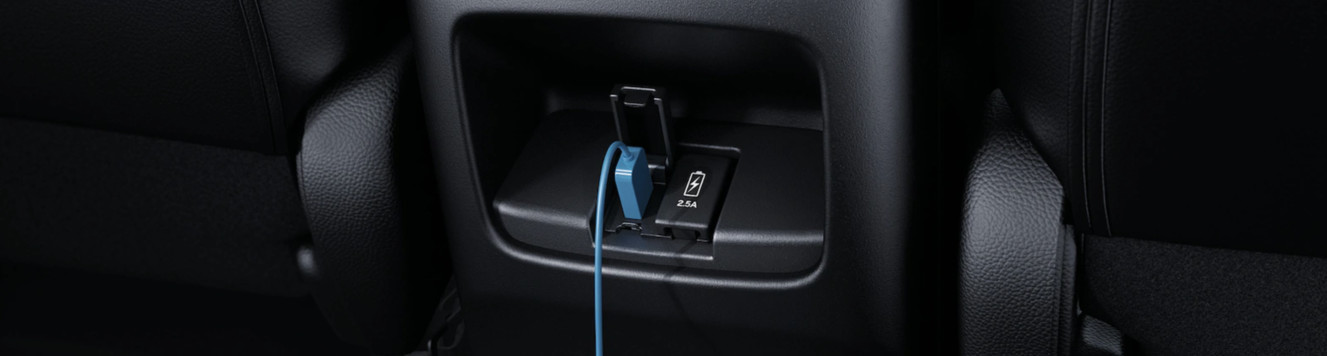 Charge Up in the 2020 Honda CR-V!