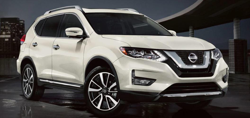 2020 Nissan Rogue vs 2020 Honda CR-V near Franklin, MA