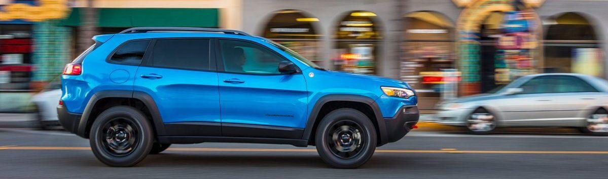 2020 Jeep Cherokee for Sale near Eufaula, OK