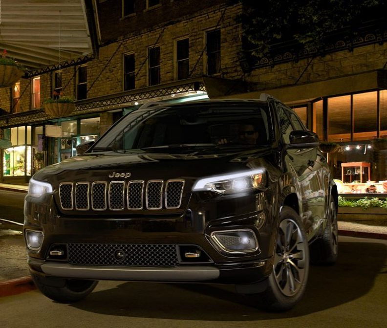 2020 Jeep Cherokee Lease near Eufaula, OK