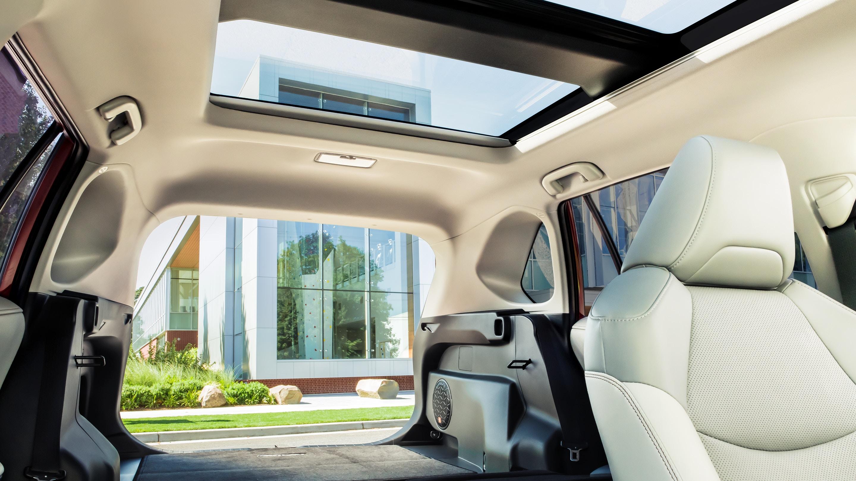 Generous Capacity in the 2020 Toyota RAV4