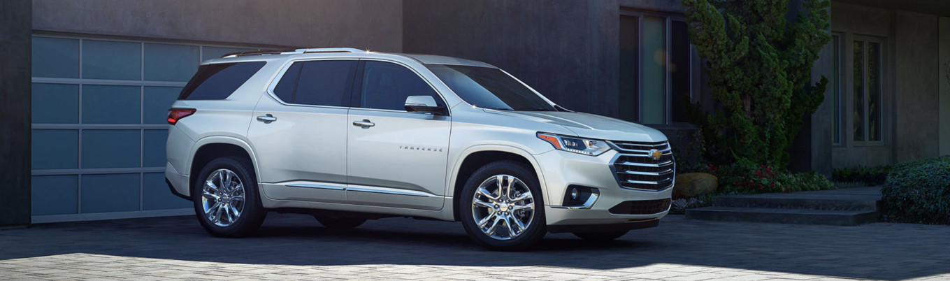 Used Chevrolet Traverse for Sale near Alexandria, VA