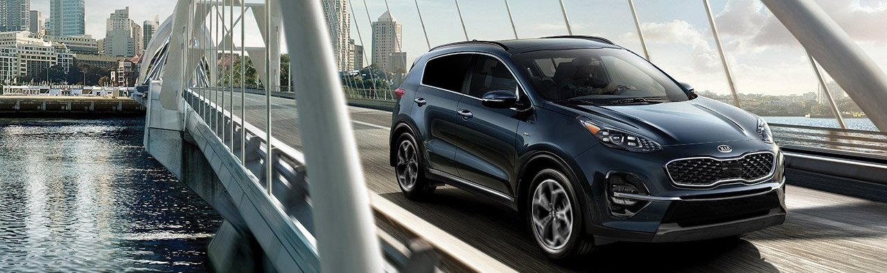 2020 Kia Sportage for Sale near Bowling Green, OH