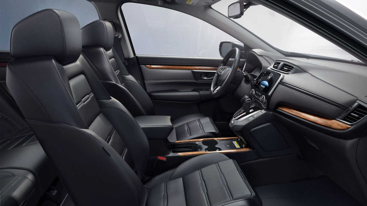 Accommodating Cabin of the 2020 CR-V