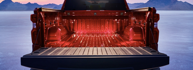 2020 Chevrolet Silverado 1500 Cargo Bed LED Lighting