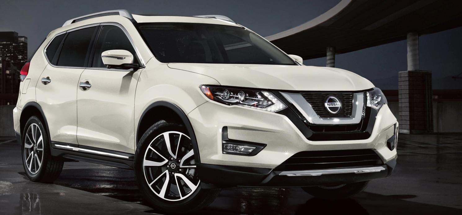2020 Nissan Rogue vs 2020 Hyundai Tucson near Washington, DC