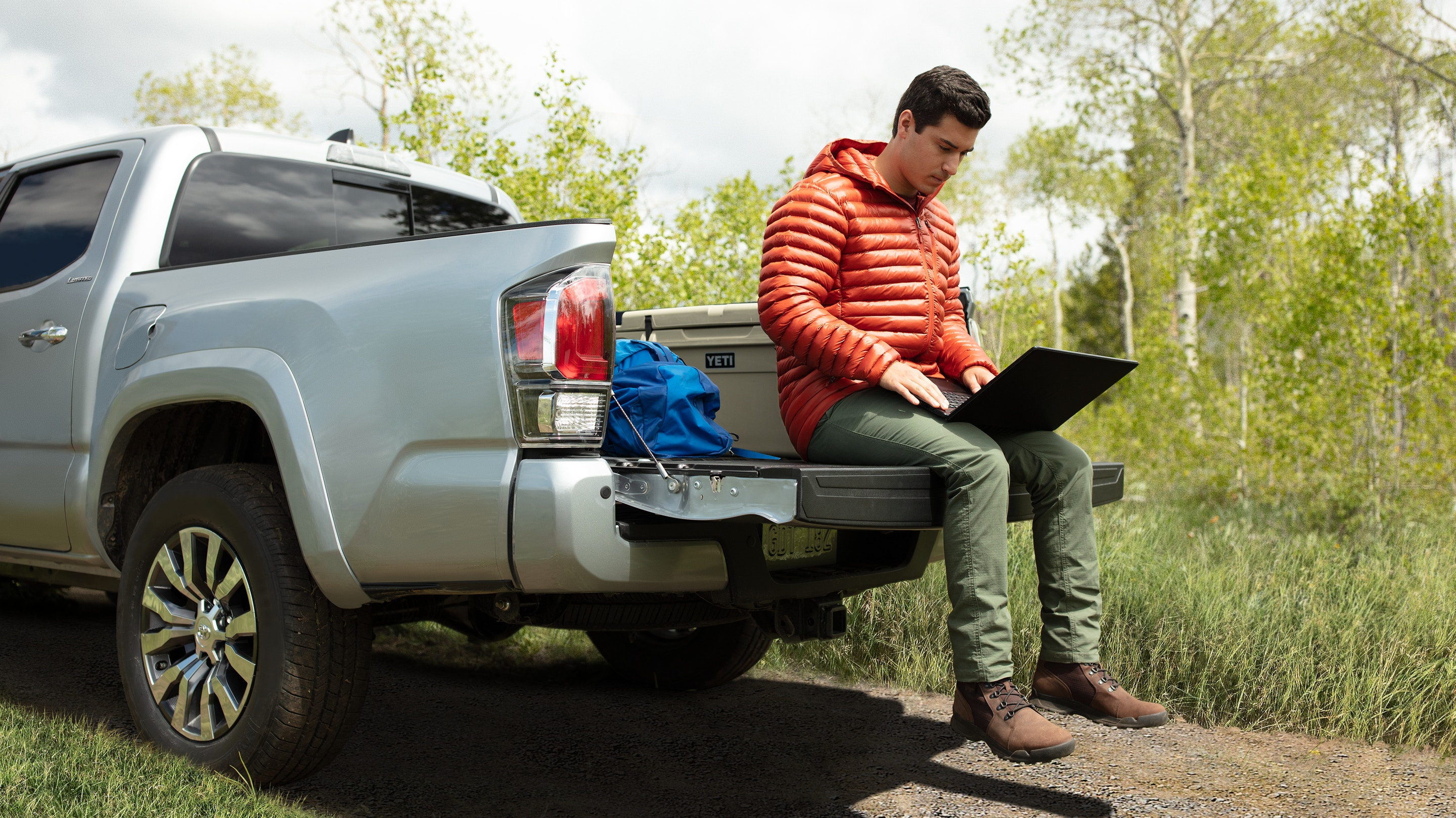 2020 Toyota Tacoma Truck Bed