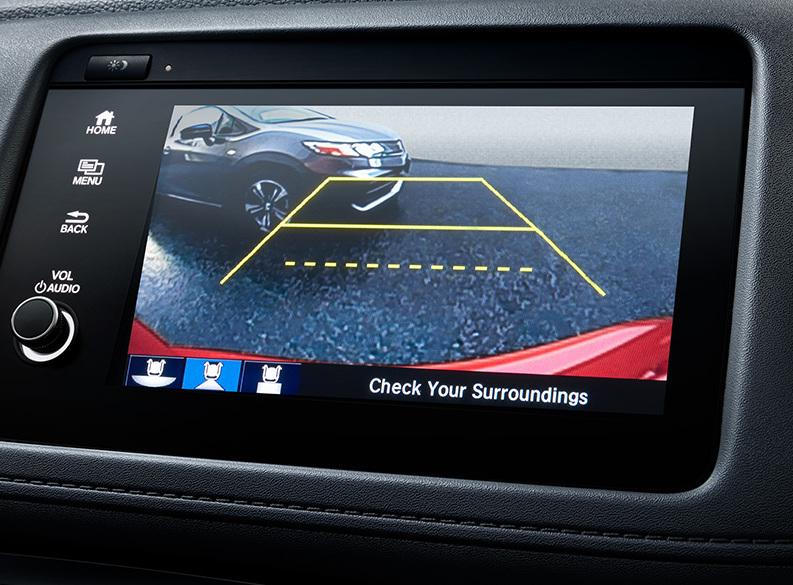 Advanced Tech in the 2020 Honda HR-V