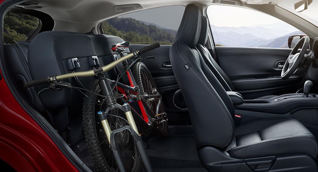2020 Honda HR-V Cargo Space