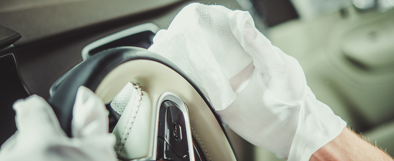 Our Team Can Clean Your Ride!