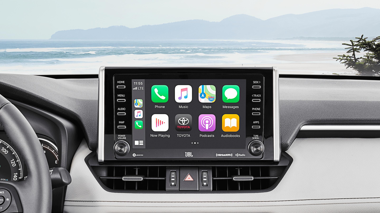 2020 Toyota RAV4 Touchscreen Display