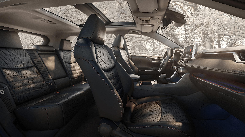 2020 Toyota RAV4 Seating