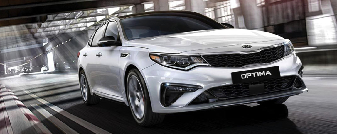 2020 Kia Optima Lease near Pasadena, TX