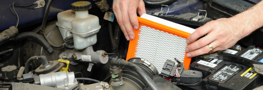 Cabin Air Filter Replacement Service near Naperville, IL