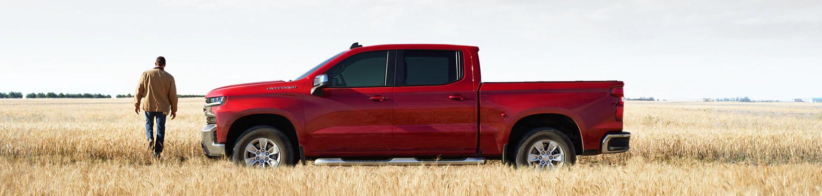 2020 Chevrolet Silverado 1500 Key Features near Naperville, IL