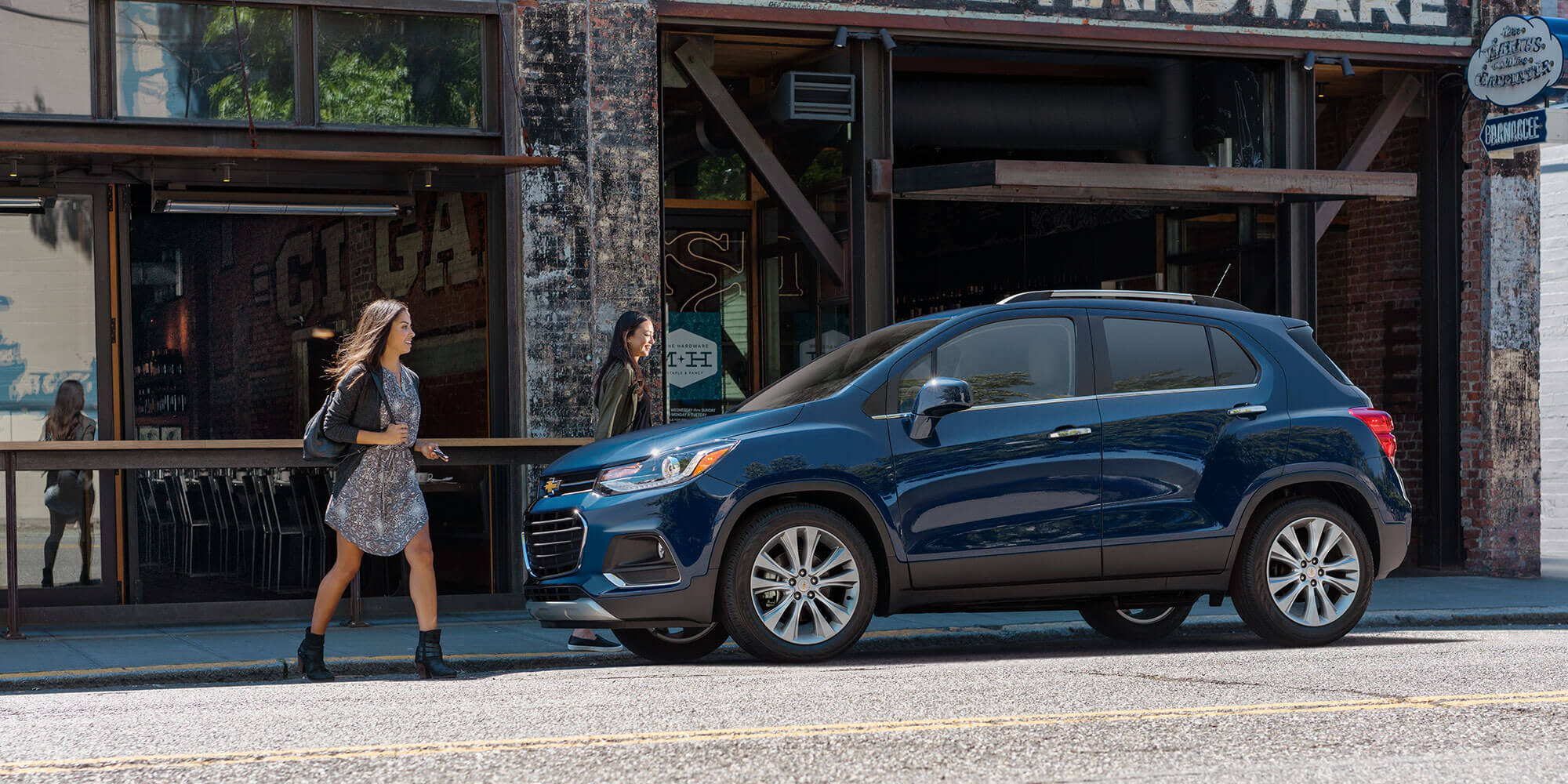 2020 Chevrolet Trax Lease near Downers Grove, IL