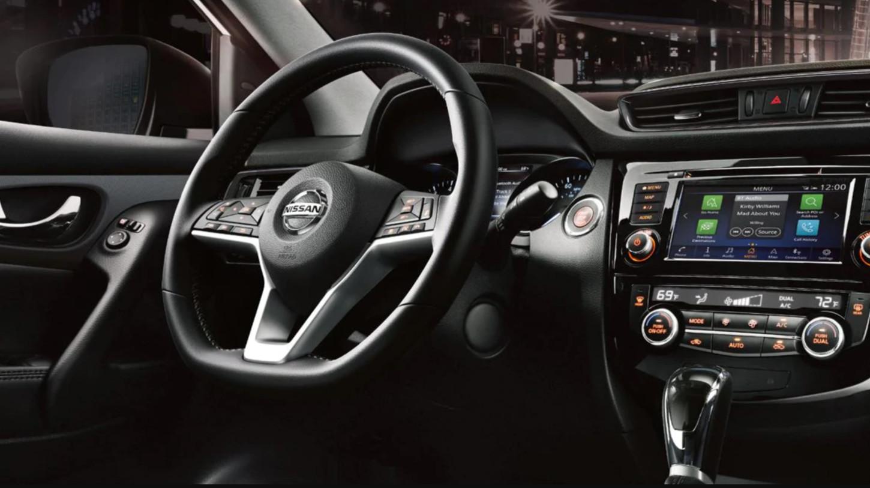 Rogue Sport Steering Wheel