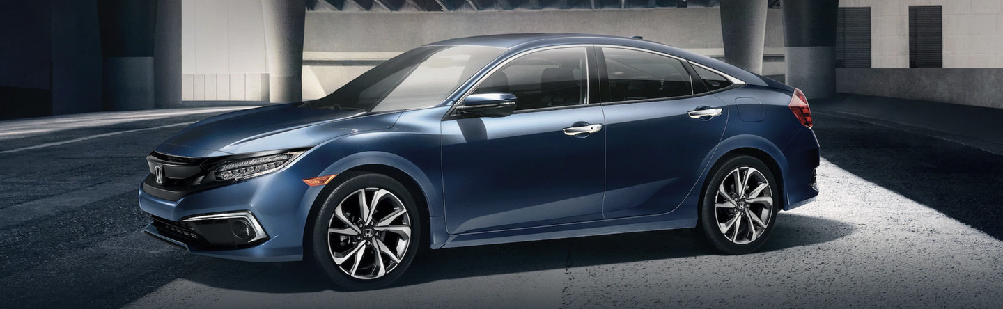 2020 Honda Civic Lease near Naperville, IL