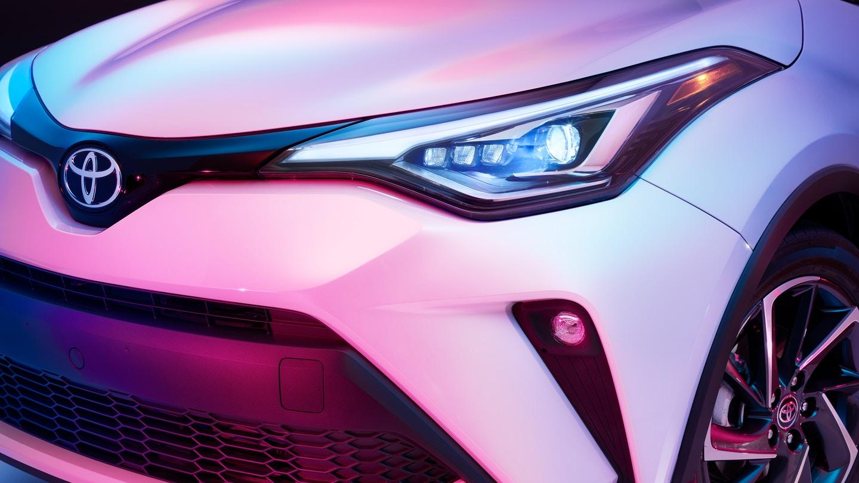Breathtaking Exterior of the 2020 Toyota C-HR