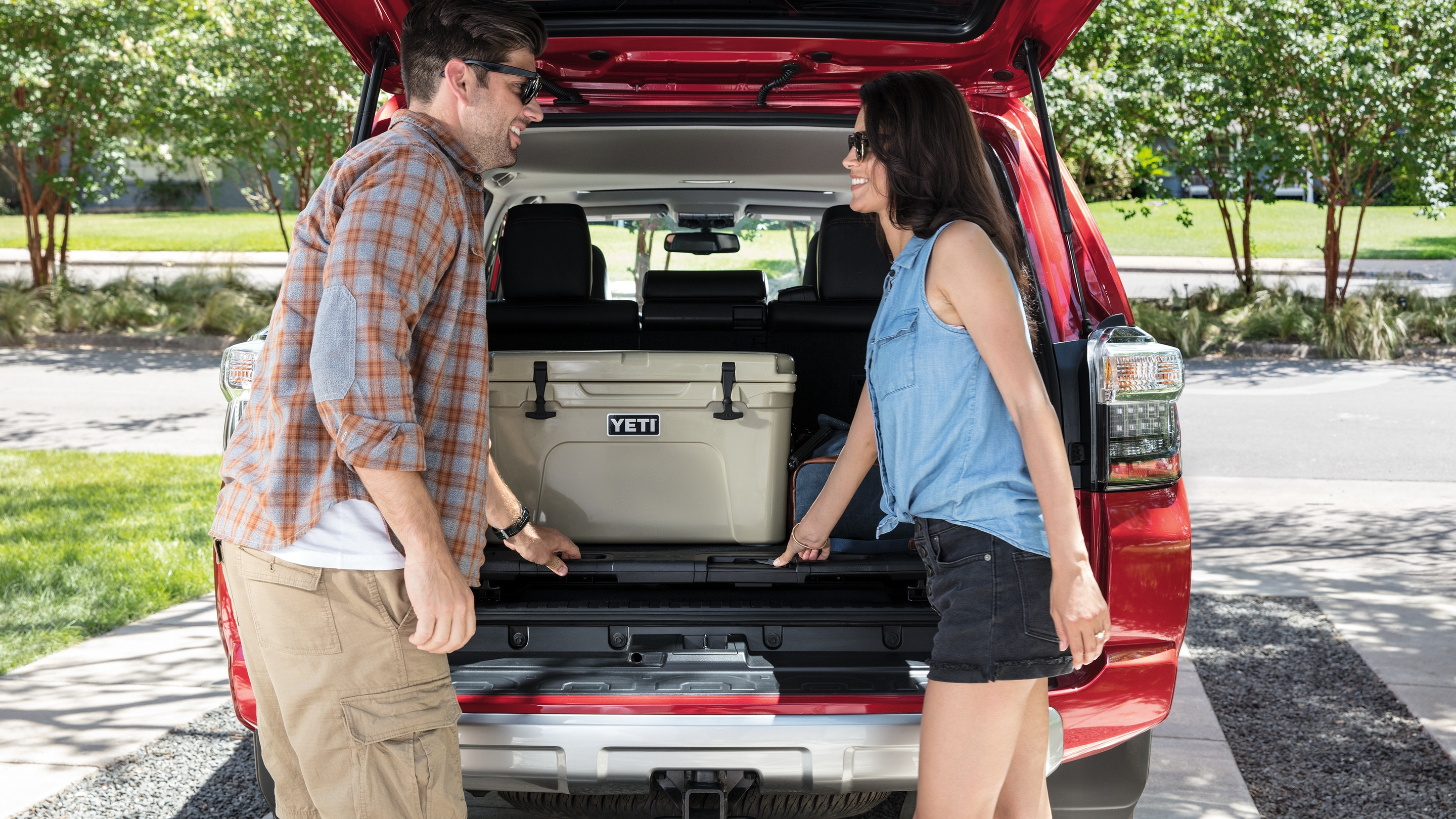 Cargo Space in the 2020 Toyota 4Runner