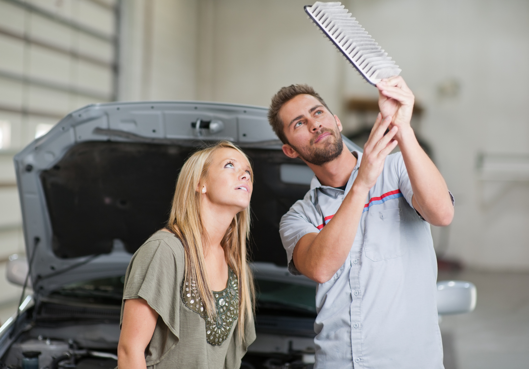 Cabin Air Filter Replacement near Pittsburgh, PA
